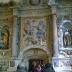 Rétable de l'église de Rochefort en Terre