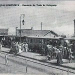 Petit Train Saint-Quay-Portrieux Descente en gare